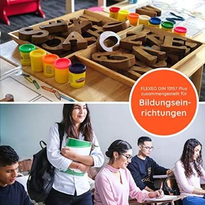FLEXEO DIN 13157 Plus für Bildungseinrichtungen