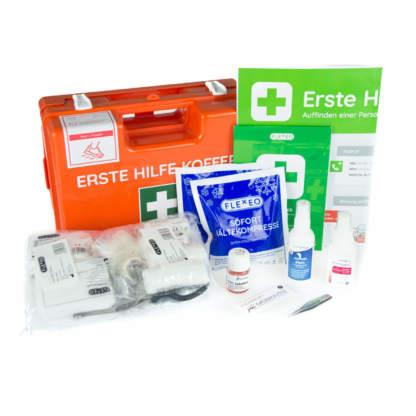 Erste Hilfe Koffer DIN 13157 Plus für Sport und Freizeit