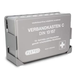 Betriebsverbandkasten DIN 13157 für Betriebe und Baustellen