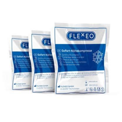 FLEXEO Sofort-Kältekompressen