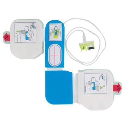 CPR-D-padz-Elektroden für ZOLL AED Plus Halbautomat
